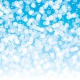 Fundo sparkling do Natal Fotografia de Stock Royalty Free