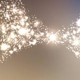 Fundo sparkling do Natal elegante Imagem de Stock Royalty Free