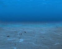 Fundo subaquático de Premade Fotografia de Stock