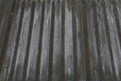Fundo sujo cinzento da ardósia velha no telhado Fotos de Stock