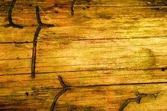 Fundo sujo de madeira Imagens de Stock