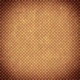 Fundo sujo do vintage Teste padrão retro com pontos e texturas Contexto velho Textured Teste padrão do vintage Imagens de Stock