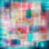 Fundo sujo macio do olhar do airbrush da aguarela Fotos de Stock Royalty Free
