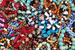 Fundo Tangled dos braceletes Imagens de Stock