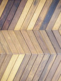 Fundo telhado de madeira do assoalho da textura do teste padrão Imagens de Stock