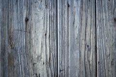 Fundo/textura de madeira cinzentos velhos naturais Fotos de Stock