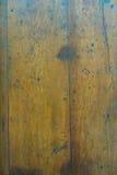 Fundo, textura de madeira da grão, detalhe Foto de Stock Royalty Free