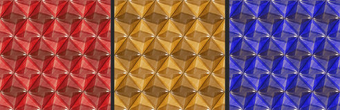 Fundo - textura sem emenda - gemas Fotografia de Stock Royalty Free