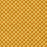 Fundo textured abstrato dourado do teste padrão Foto de Stock Royalty Free