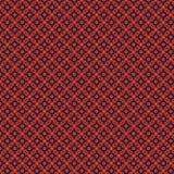 Fundo textured abstrato vermelho do teste padrão feito com partes de um re Foto de Stock