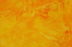 Fundo Textured. Amarele Fotografia de Stock