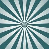 Fundo Textured branco e azul de Sunflare Fotos de Stock