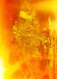 Fundo Textured chamas de Gunge do fogo Imagem de Stock