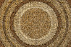 Fundo textured circular foto de stock royalty free