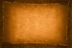 Fundo Textured com frame/beira Imagens de Stock Royalty Free