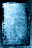 Fundo Textured com frame/beira Fotos de Stock
