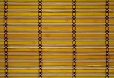 Fundo Textured da palha Fotografia de Stock