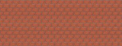 Fundo Textured da parede de tijolo simétrico com linhas claras Foto de Stock Royalty Free