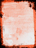 Fundo Textured de Grunge ilustração royalty free