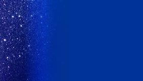 Fundo textured do brilho azul wallpaper ilustração royalty free