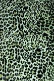 Fundo Textured do leopardo da tela Fotografia de Stock