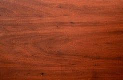 Fundo textured madeira da noz do marrom escuro fotos de stock