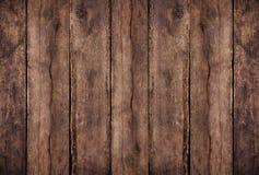 Fundo textured madeira de Brown com detalhe do woodgrain fotografia de stock royalty free