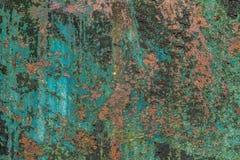 Fundo textured parede dilapidado colorido do grunge fotos de stock