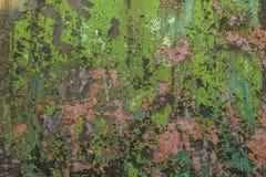 Fundo textured parede dilapidado colorido do grunge imagens de stock royalty free
