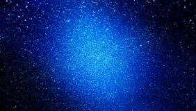 Fundo textured protegido azul do brilho do sumário com efeitos da luz wallpaper imagens de stock