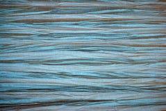Fundo textured seda com teste padrão da mar-onda Fotos de Stock Royalty Free