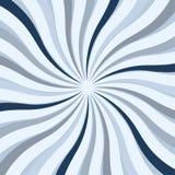 Fundo torcido azul do quadrado da estrela Fotografia de Stock Royalty Free