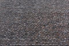 Fundo tradicional rústico do telhado da telha Imagem de Stock Royalty Free