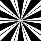 Fundo traseiro colorido preto e branco do estilo do pop art backdrop ilustração do vetor