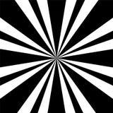 Fundo traseiro colorido preto e branco do estilo do pop art backdrop ilustração stock