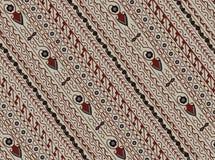 Fundo udan dos liris do batik do teste padrão Imagens de Stock Royalty Free