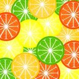 Fundo um citrino Imagem de Stock Royalty Free