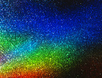 Fundo-Um da cor do arco-íris Fotos de Stock