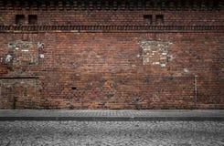 Fundo urbano de Grunge Fotos de Stock