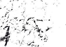 Fundo urbano de Grunge Efeito de Destrressed Molde abstrato ilustração do vetor