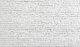 Fundo urbano velho branco da parede de tijolo Imagens de Stock Royalty Free