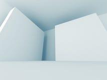 Fundo vazio do projeto da arquitetura da parede Fotografia de Stock