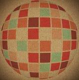 Fundo velho abstrato das cores Imagens de Stock Royalty Free