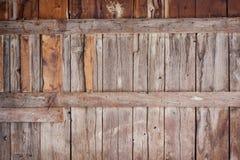 Fundo velho da madeira do celeiro fotografia de stock royalty free