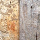 Fundo velho da parede Foto de Stock