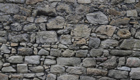 Fundo velho da parede de pedra Foto de Stock