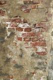 Fundo velho da parede de tijolos Foto de Stock Royalty Free