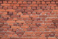 Fundo velho da parede de tijolos Imagens de Stock