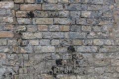Fundo velho da textura da parede de tijolo Fotografia de Stock Royalty Free