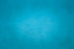 Fundo velho da textura do papel azul (horizontal) foto de stock royalty free